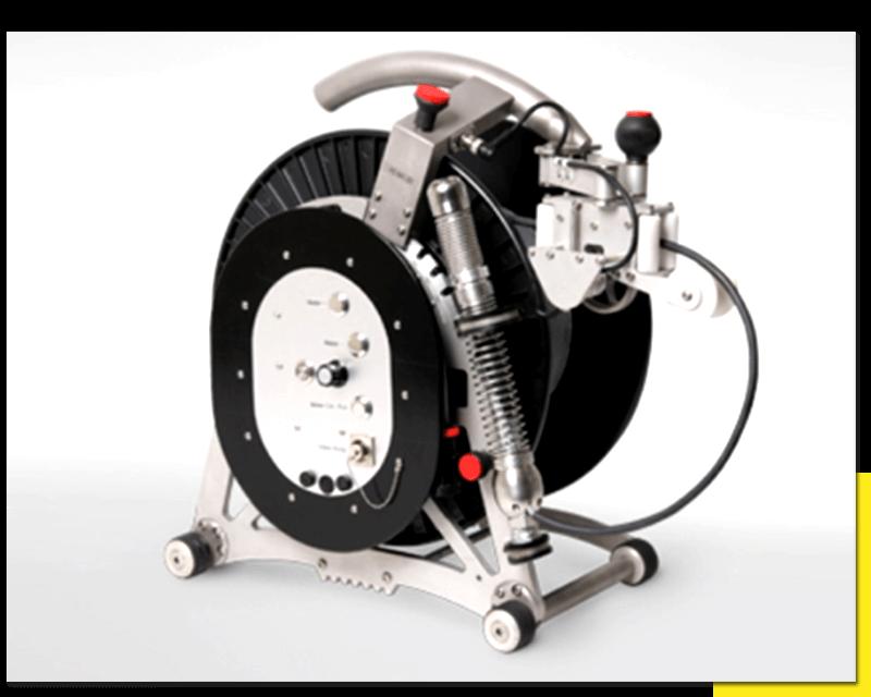 Rohr-Kanalsanierung Lenkkamera-Düse