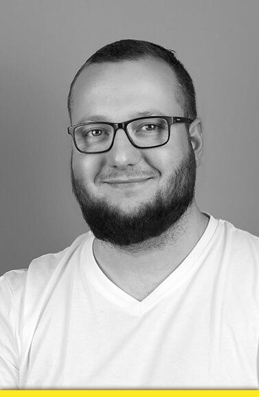 Mitarbeiter Philipp Mehlhorn RRU GmbH