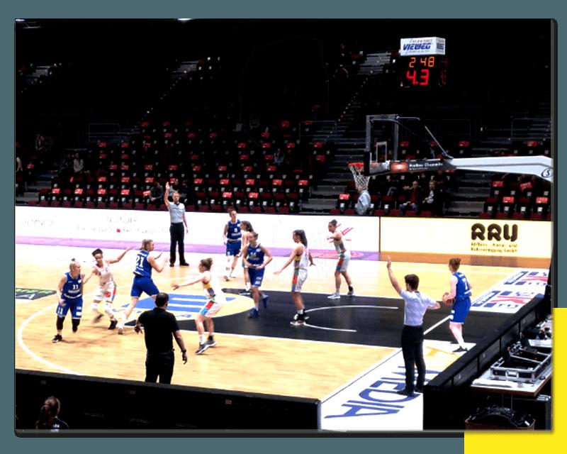 RRU Spnsor Basketball Chemnitz