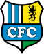 Logo Chemnitzer FC im Rahmen des Sponsorings