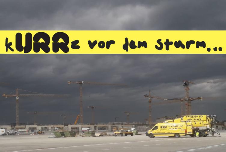 RRU GmbH zur Rohrreinigung auf Flughafen Frankfurt am Main
